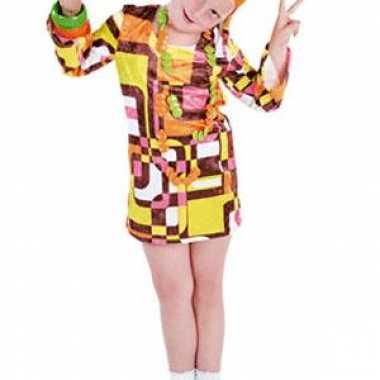 70s meiden jurk