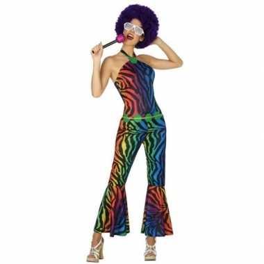 Carnavalskleding jaren 70 disco dames