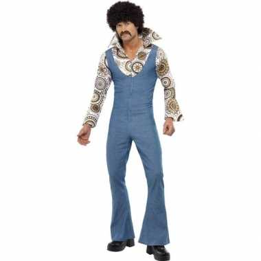 Jaren 70 disco kleding heren
