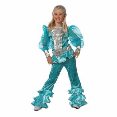 Mamma Mia kleding blauw