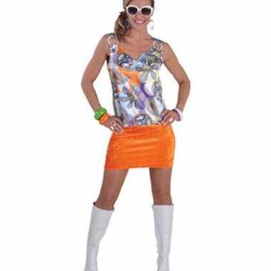 Seventies verkleedkleding dames