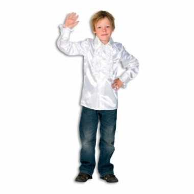 Witte disco kleding jongens