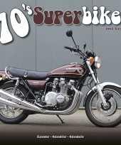 Motors motoren 2021 maandkalender 1970s jaren 70 superbikes
